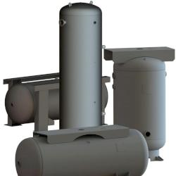 Pressure Vessels & Air Receivers